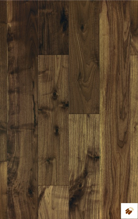 ATKINSON & KIRBY: RFD1007 Walnut (American Black) Lacquered (18 x 110mm)-0
