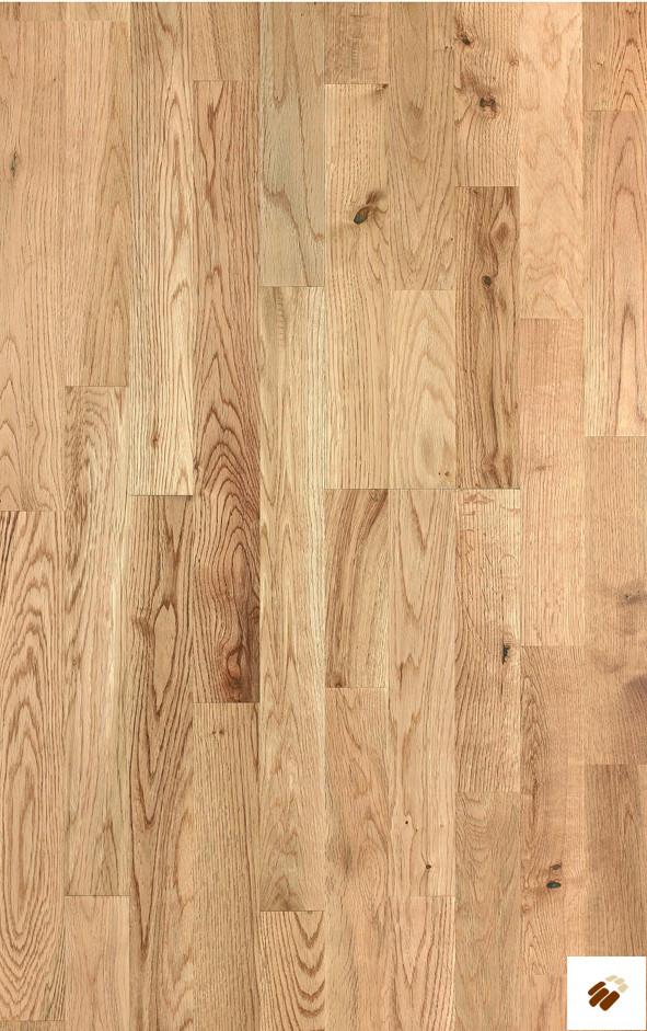 ATKINSON & KIRBY: 526013 Oak 3 Strip Matt Lacquered (14/2.5 x 207mm)-0