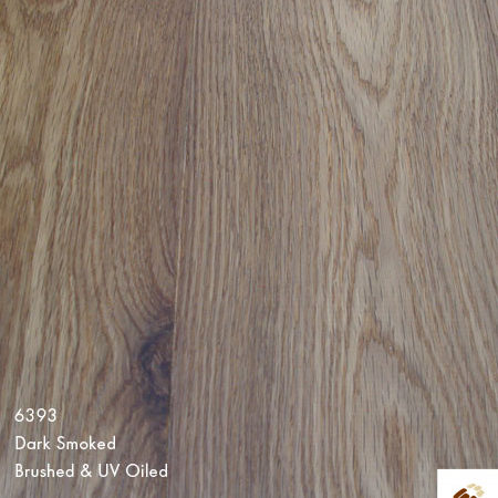 Emerald 148 (11157) - Smoke Stain Brushed & UV Oiled (14/3 x 148mm)-0