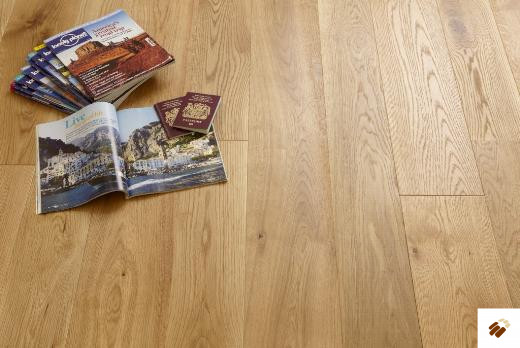 KERSAINT COBB & CO: 110XLN - Oak Natural Brushed & UV Oiled (14/3 x 189mm)-0