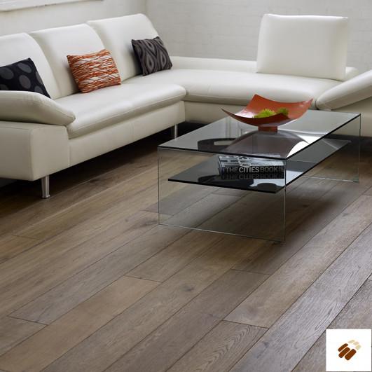 KERSAINT COBB & CO: KC010 - Oak Smoked Brushed & UV Oiled (20/6 x 189mm)-0