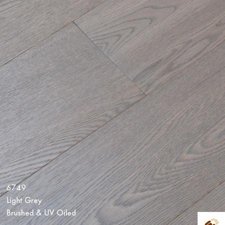 Majestic 189 Clic (22697) - Light Grey Brushed & Matt Lacquered (14/3 x 189mm)-0