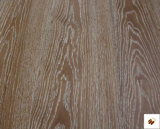 Mont Blanc (8581) - Limed Oak Brushed & UV Oiled (20/5 x 220mm)-0