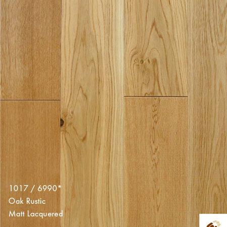 Next Step 125 (21000) - Oak Rustic Matt Lacquered (18/4 x 125mm)-0