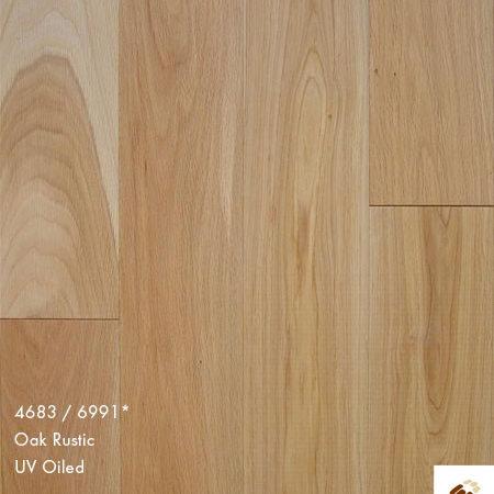 Next Step 125 (21001) - Oak Rustic UV Oiled (18/5 x 125mm)-0