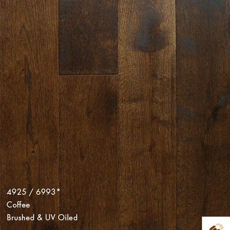 Next Step 125 (20998) - Coffee Brushed & Matt Lacquered (18/4 x 125mm)-0