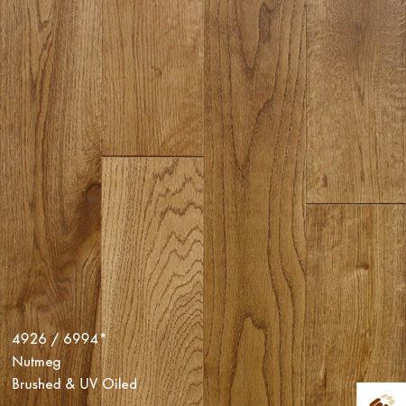 Next Step 125 (20996) - Nutmeg Brushed & Matt Lacquered (18/4 x 125mm)-0
