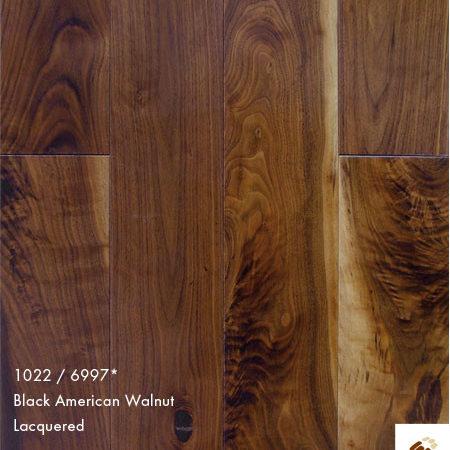 Next Step 125 (20999) - Black American Walnut Lacquered (18/4 x 125mm)-0
