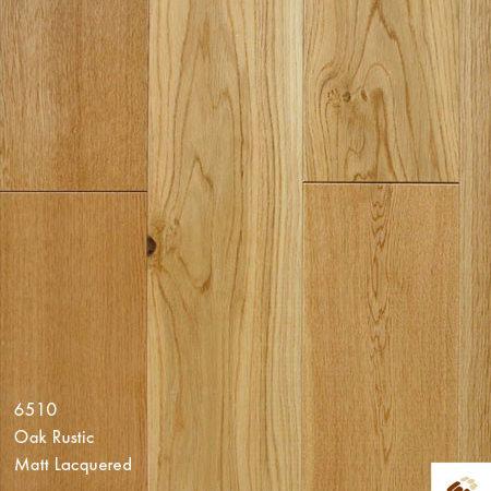 Next Step 189 (6510) - Oak Rustic Matt Lacquered (18/4 x 189mm)-0