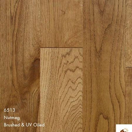 Next Step 189 (6513) - Nutmeg Brushed & UV Oiled (18/4 x 189mm)-0