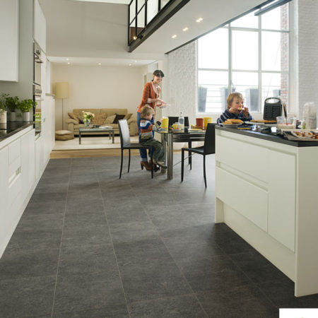 QUICK-STEP: EXQ1552 - Slate Dark Tile-0