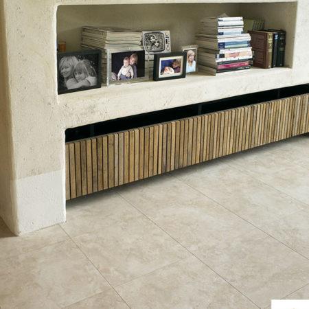 QUICK-STEP: EXQ1556 - Tivoli Travertine Tile-0