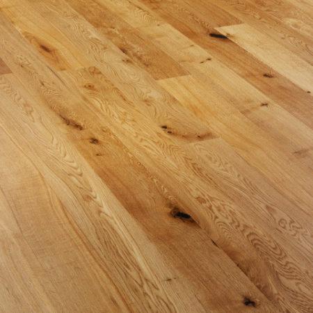 Secret: Signature SIG13 - Oak Rustic Brushed & Matt Lacquered (15/4 x 150mm)-0