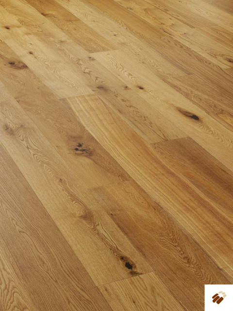 Secret: Signature SIWP2 - Oak Rustic Brushed & Matt Lacquered (15/4 x 190mm)-0