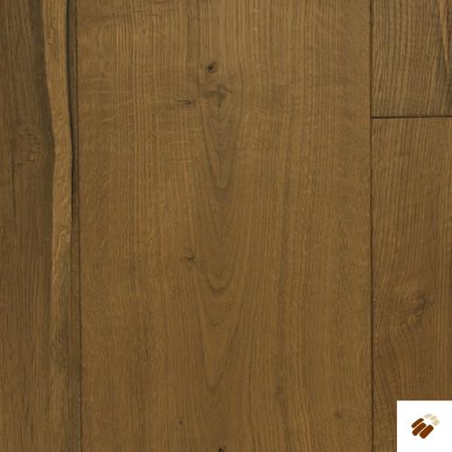 TUSCAN GRANDE: TF301 - Dark Smoked Oak, Enhanced Hand Scraped & Brushed (20/6 x 220mm)-0