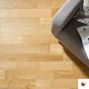 TUSCAN FORTE: TF512 - Oak Natural Hand Scraped & Lacquered (15/3 x 150mm)-0