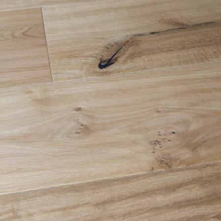 Secret: OL1 - Oak Rustic Handscraped, Distressed, Hardwax Oiled (15/4 x 240mm)-0