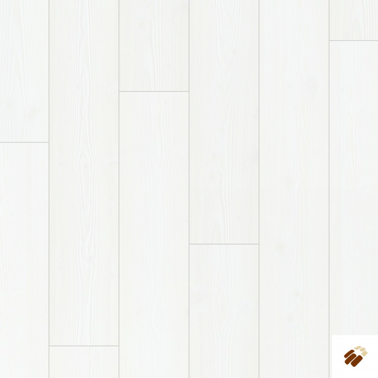 QUICK-STEP : IM1859 - White Planks (8 x 190 mm)-0