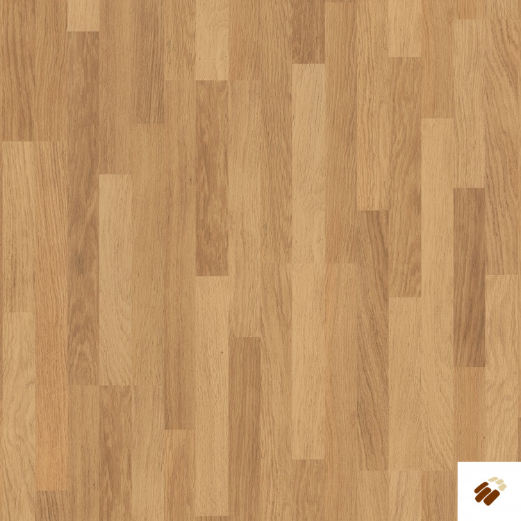 QUICK-STEP : CL998 - Enhanced Oak Natural Varnished, 3 Strip (8 x 190 mm)-0