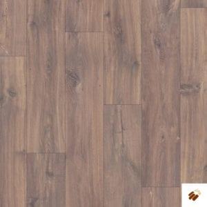 QUICK-STEP : CLM1488 – Midnight Oak Brown (8 x 190 mm)