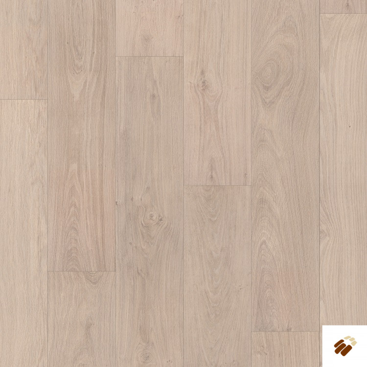 QUICK-STEP : CLM1291 - Bleached White Oak (8 x 190 mm)-0