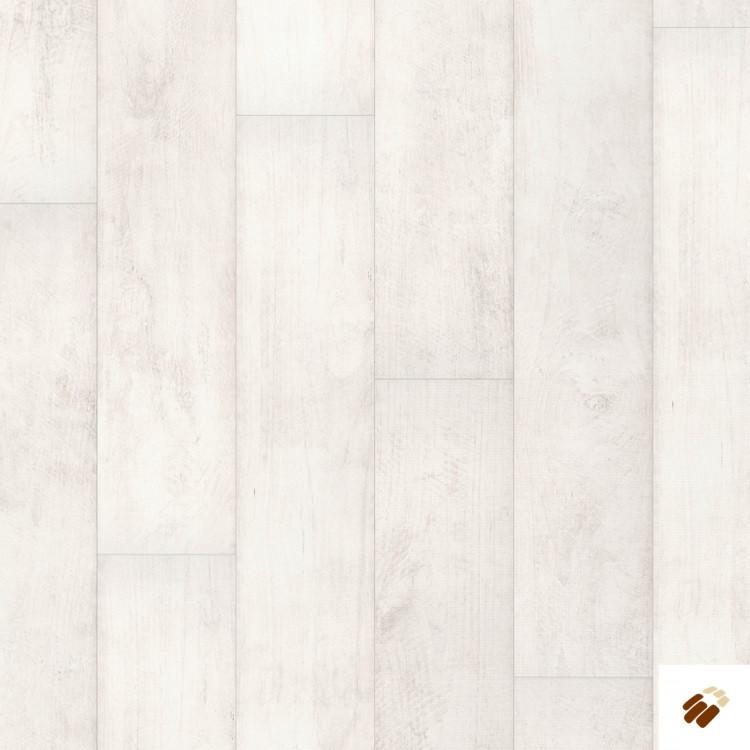QUICK-STEP : CLM1290 - Bleached White Teak (8 x 190mm)-0