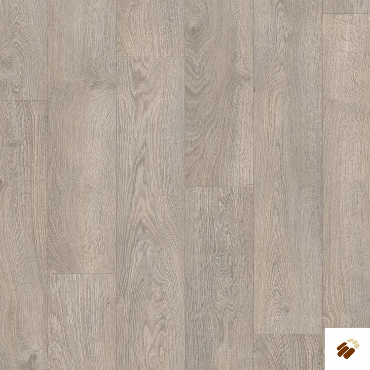 QUICK-STEP : CLM1405 - Old Oak Light Grey (8 x 190 mm)-0