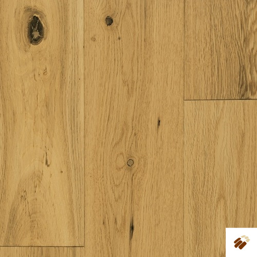 TUSCAN: TF20 - Rustic Oak Flat Sanded & Lacquered (18/4 x 125mm)-0