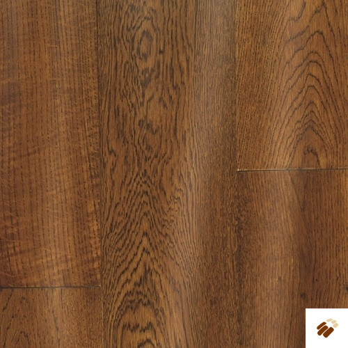 TUSCAN: TF21 - Golden Oak Hand Distressed & Lacquered (18/4 x 125mm)-0