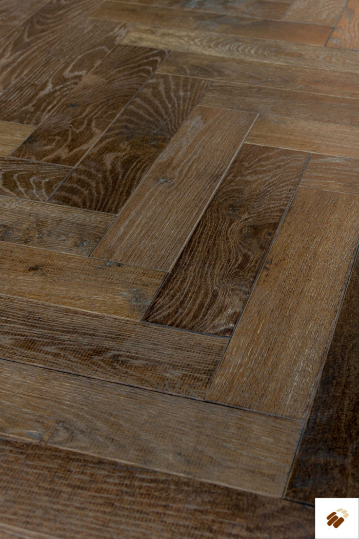 Secret: SP6 - Oak Rustic Stained, Distressed & UV Oiled (15/4 x 90mm)-0