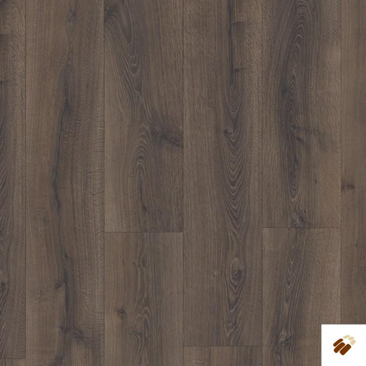QUICK-STEP : MJ3553 - Desert Oak Brushed Dark Brown (9.5 x 240 mm)-0