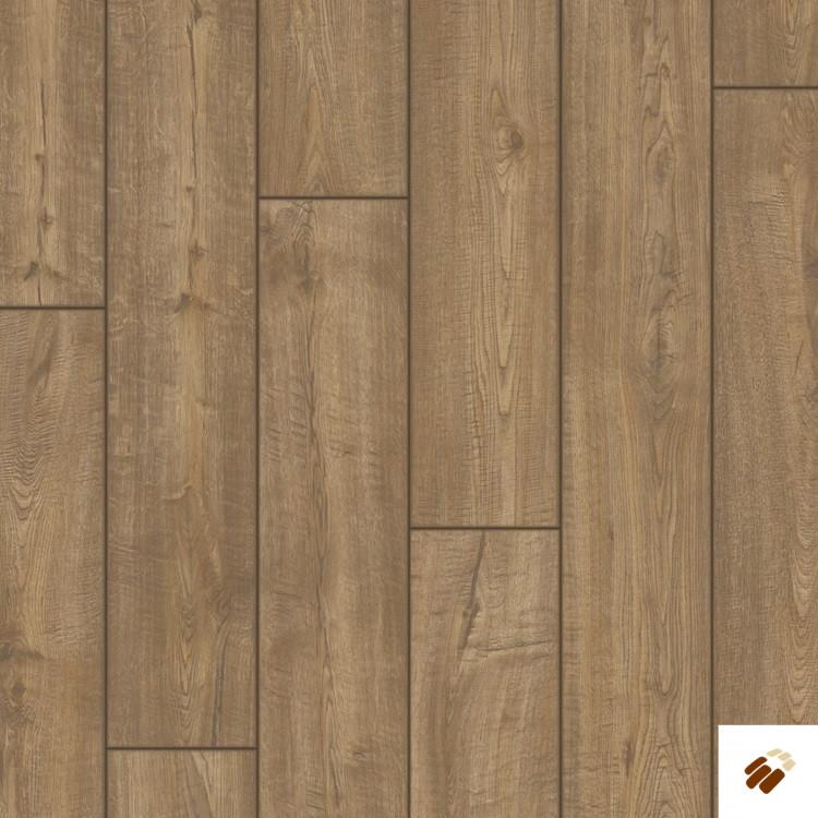 QUICK-STEP : IM1850 - Scraped Oak Grey Brown (8 x 190 mm)-0