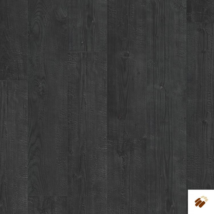 QUICK-STEP : IMU1862 - Burned Planks (12 x 190 mm)-0